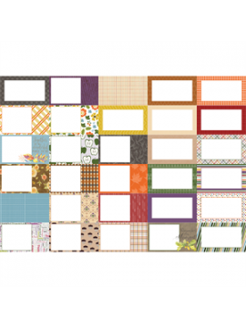 All About Fall by Lauren Hinds Pocket Journal  Cards - Set 30