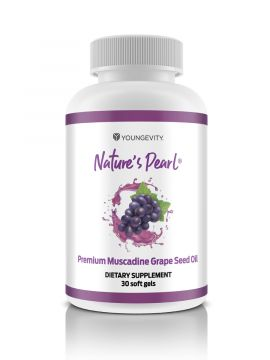 Muscadine Grape Seed Soft-Gel