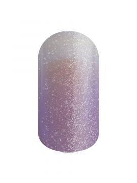 Violet Sparkle - Lacquer Strip