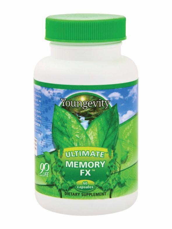 Ultimate Memory Fx™ - 60 capsules