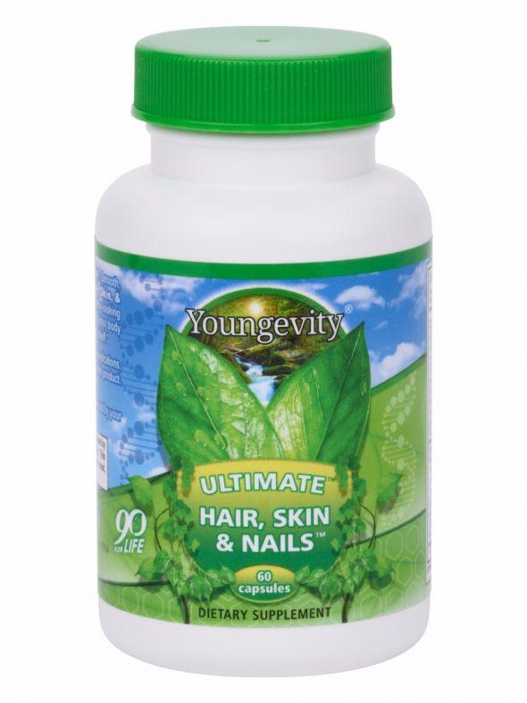 Ultimate Hair, Skin and Nails Formula™ - 60 capsules