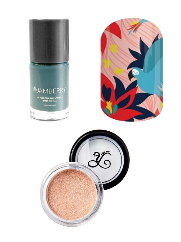 Lacquer Strip StyleBox - July