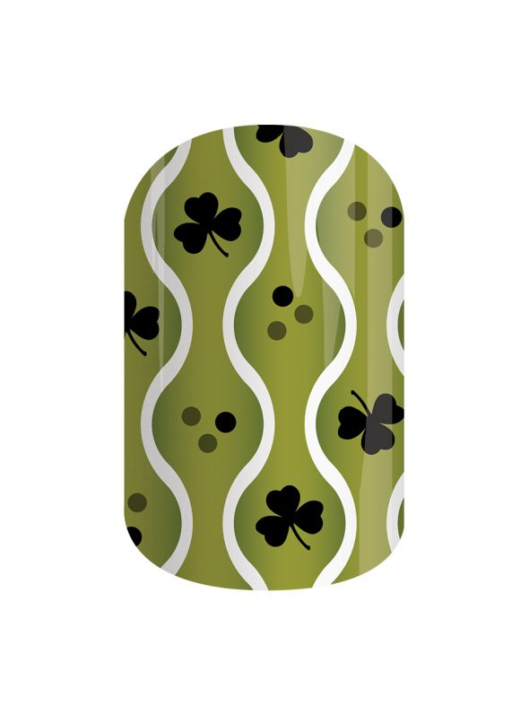 Dublin Up - Nail Wrap