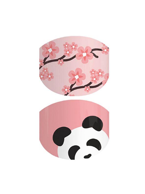 Pandamonium Jr - Nail Wrap