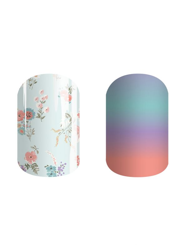 Nail Wrap StyleBox - August
