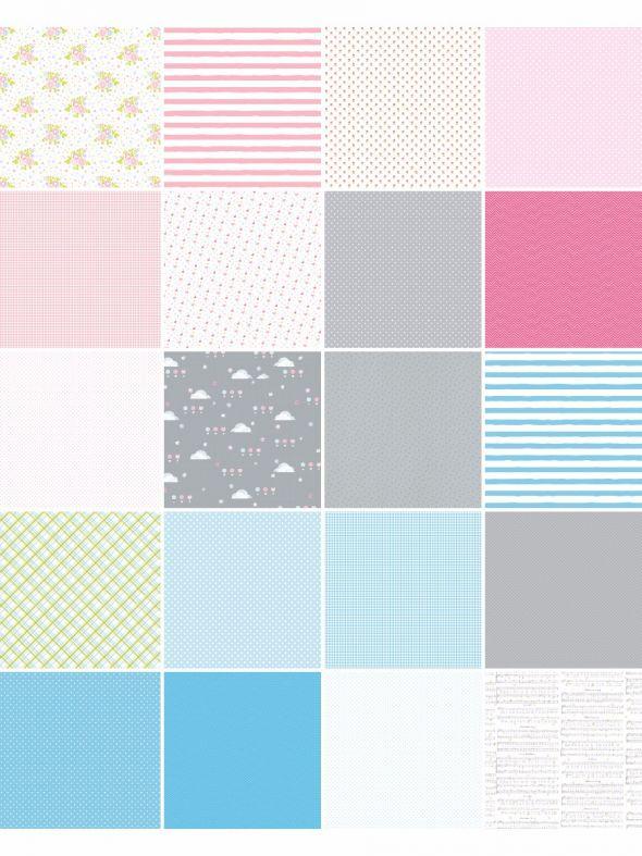 Baby Bundle by Katie Pertiet  Designer Cardstock