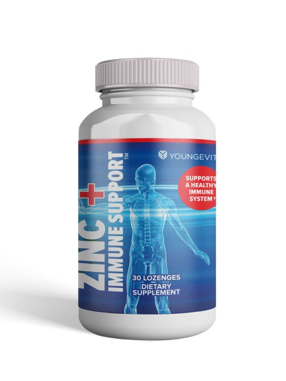 Zinc + Immune Support